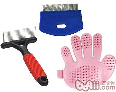 几种常见梳子的使用方法及作用