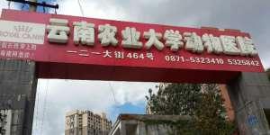 云南农业大学动物医院