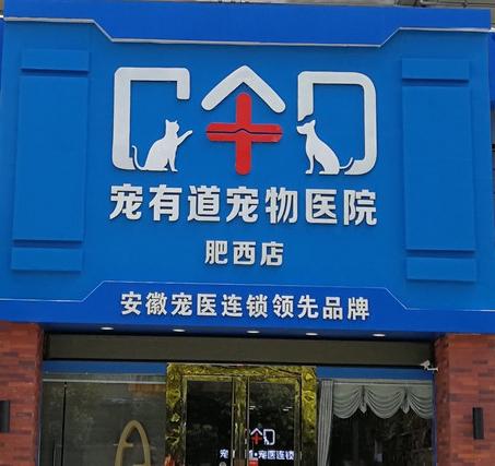 宠有道·宠医连锁(肥西店)