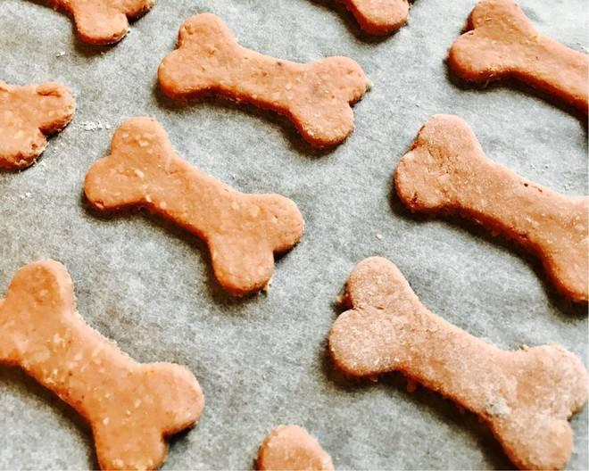 狗狗饼干的自制方法