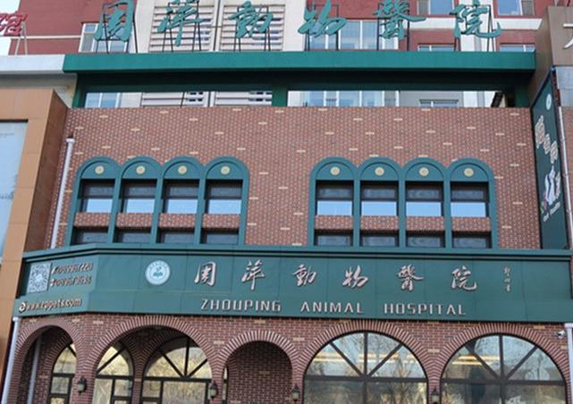 周萍动物医院总店